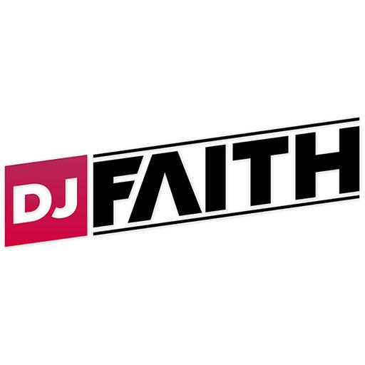 DJ Faith Favicon Logo