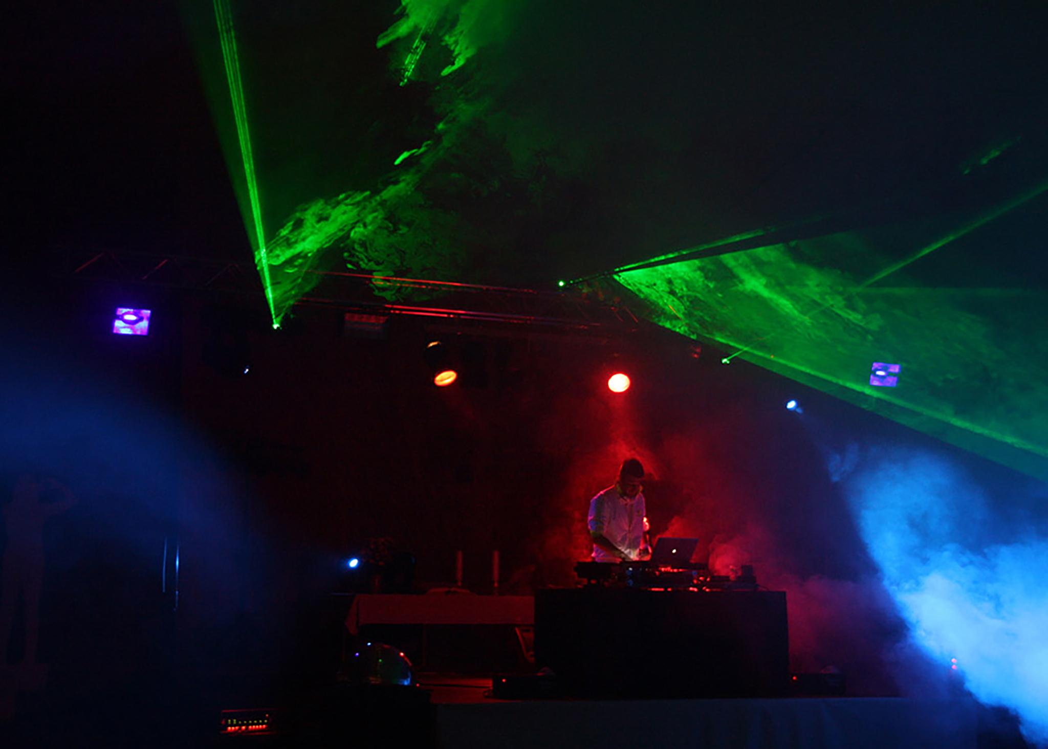 Junge Kirche Nürtingen DJ Faith