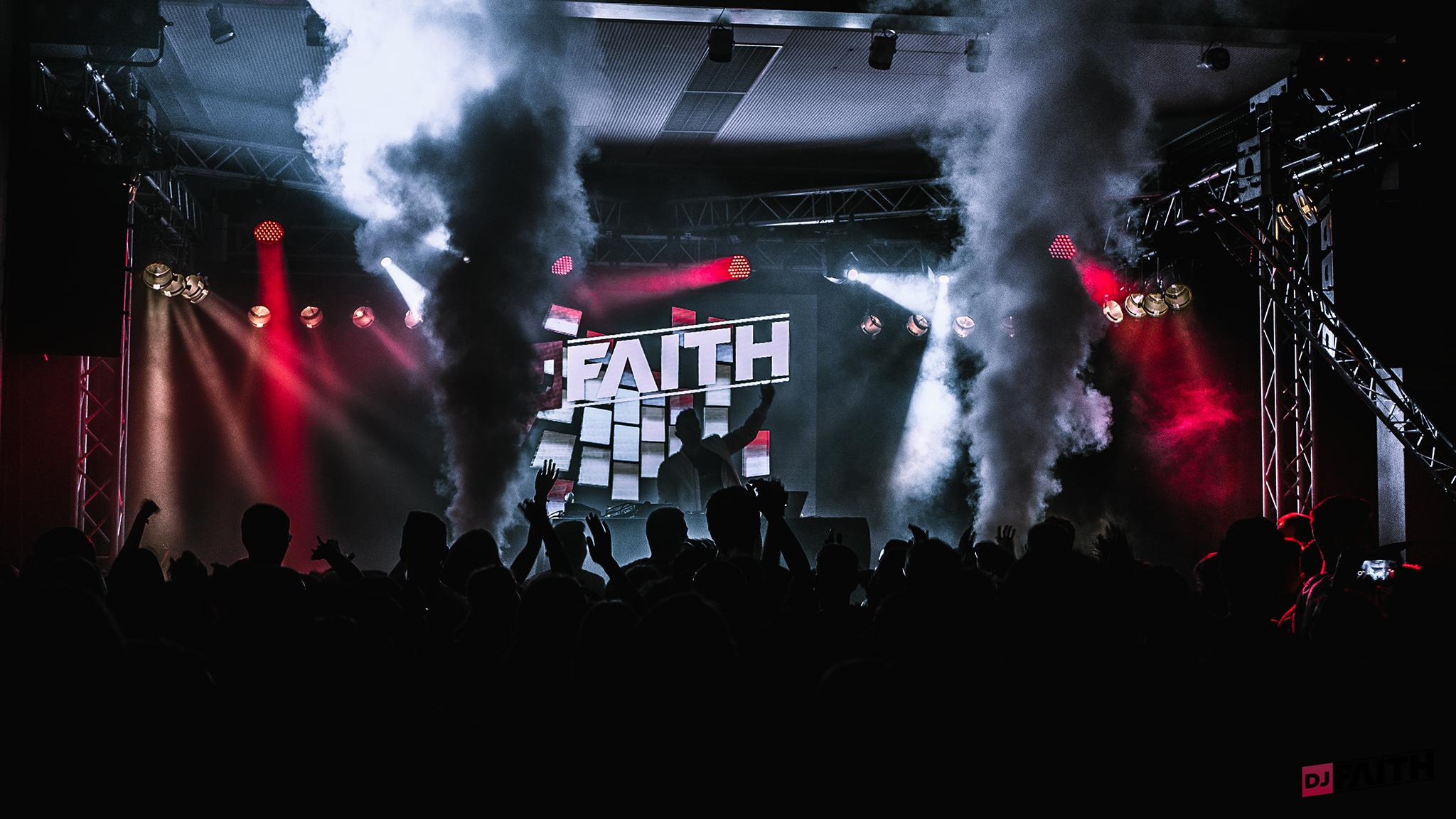 Madera Festival 2019 DJ Faith